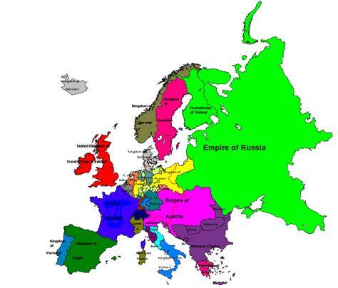 Maps: World Map 1850