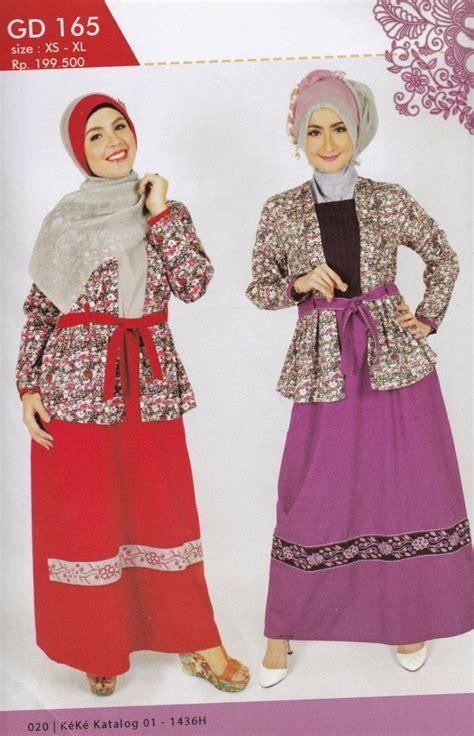 Harga Baju Gamis Merk Keke jual baju muslim dewasa yang terbaru surabaya toko baju