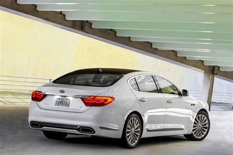 2015 K900 Kia 2015 Kia K900 Flagship Sedan Debuts At 2013 L A Auto Show