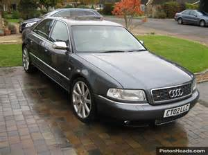 2002 Audi S8 2002 Audi S8 Tiptronic Related Infomation Specifications