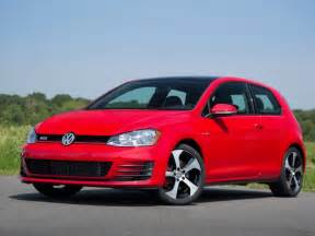 new golf cars 2016 volkswagen golf gti new car review autobytel