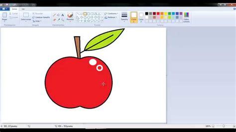 imagenes de navidad para dibujar en paint dibujos para ni 241 os c 243 mo aprender a dibujar una manzana en