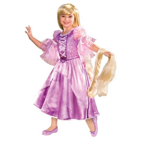 rapunzel child costume