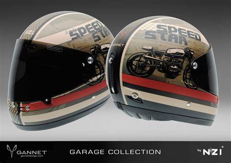 helmet design retro gannet design and nzi helmets deliver pure retro sweetness