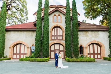 Wine Country Wedding Venues: Charles Krug   Sasha Souza Events