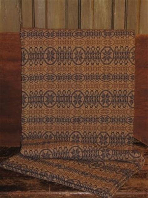 family heirloom weavers coverlets mustard families and patterns on pinterest