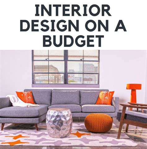 Interior Design On A Budget | furniture store in houston interior design on a budget