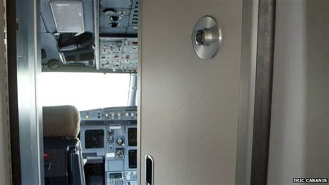 Cockpit Doors by How Pilots Operate The Cockpit Door On A Commercial Jet