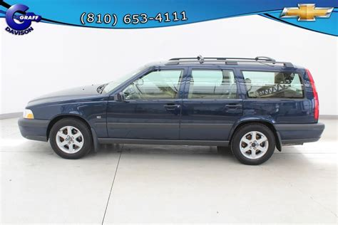 blue station wagon 1999 volvo v70 xc for sale 25 used cars from 1 616