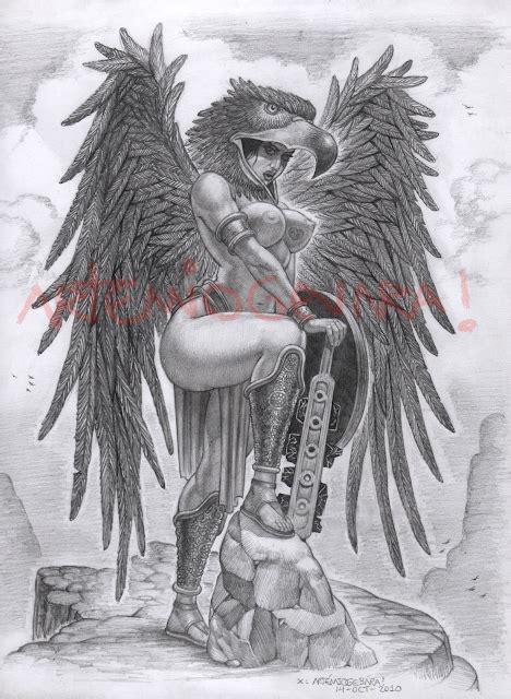 imagenes de aztecas a lapiz artemiogevara pintor dibujante historietista