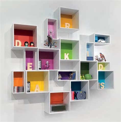 mobile libreria per bambini cubo librerie e scaffali belv 236 camerette torino