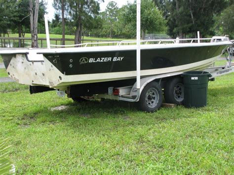 project boats for sale on ebay 2002 blazer bay 22 project off to ebay 1200 the hull