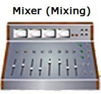 Mixer Recording Murah p b m recording rangkaian studio rekaman murah meriah