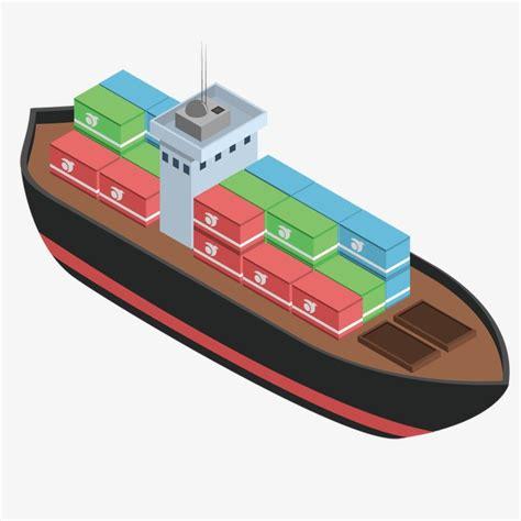 el barco de vapor descargar gratis vector carguero mercanc 237 as transporte barco de vapor