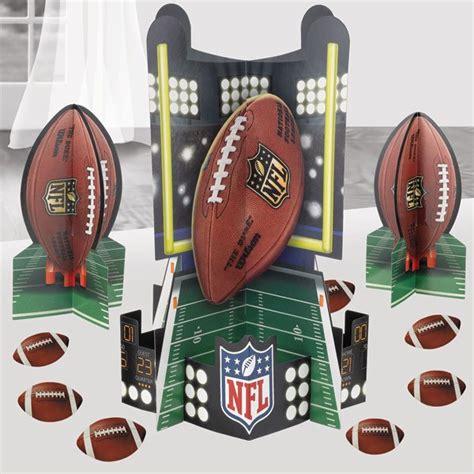 Nfl Decorations Nfl American Football Supplies Supplies