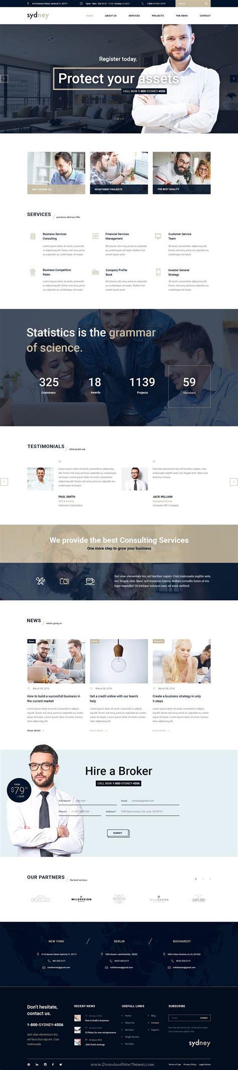 basic business website template 25 best ideas about business website on seo