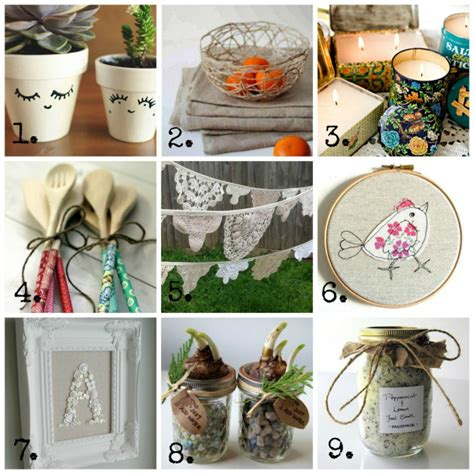 Handmade Gift Ideas 2014 - diy handmade gift ideas for the special in your