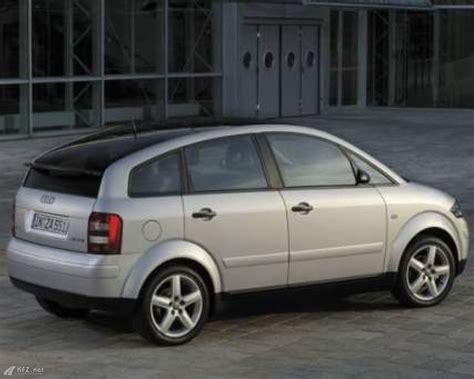 Audi A2 Abmessungen by Audi A2 Bilder
