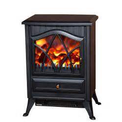 homcom 1850w log burning effect stove heater