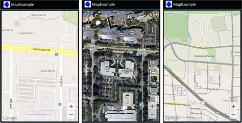 xamarin hybrid tutorial how to show google earth view in my android app stack