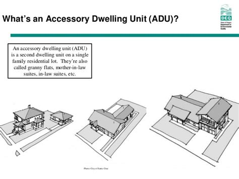 Mother In Law Suites accessory dwelling units in portland oregon