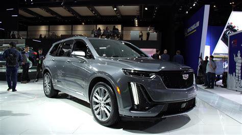 2020 Acura Mdx Detroit Auto Show by New Three Row 2020 Cadillac Xt6 Consumer Reports