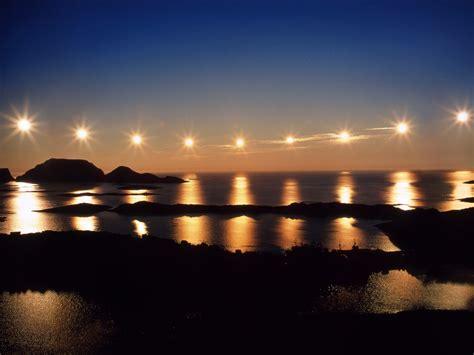 Midnight Sun cruise to the land of the midnight sun