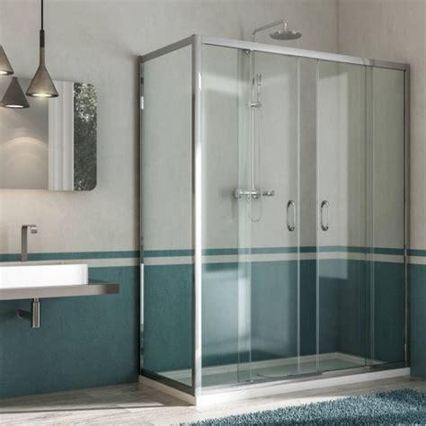 porta scorrevole doccia box doccia doppia porta scorrevole quot replay quot