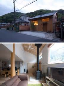 Small Japanese Home Design Small House In Yase Charmingly Simple Japanese