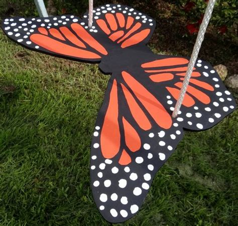 swing butterfly monarch butterfly swing tree swing rope swing