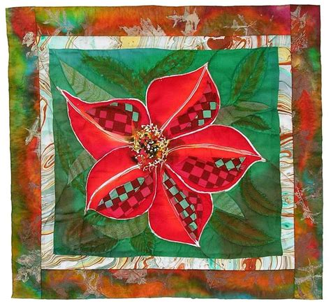 Silk Quilt by S Silk Quilts