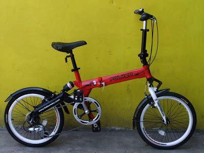 Tas Sepeda Folker folding bike folker fl3 rp 2 800 000 dbs bicycle