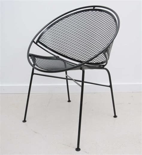 vintage salterini wrought iron patio set at 1stdibs