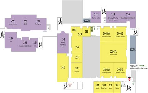 Csu Building Floor Plans | getting around the csu the building centennial student