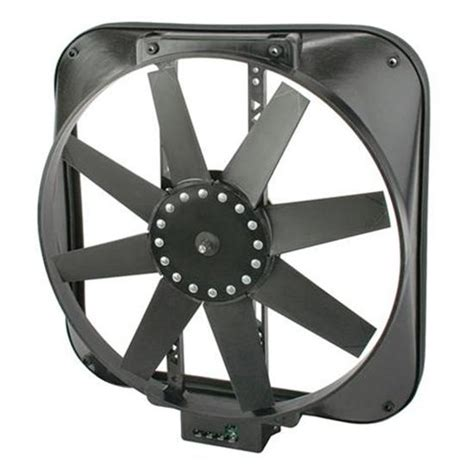 18 inch electric radiator fan flex a lite model 30 15 inch shrouded electric cooling fan