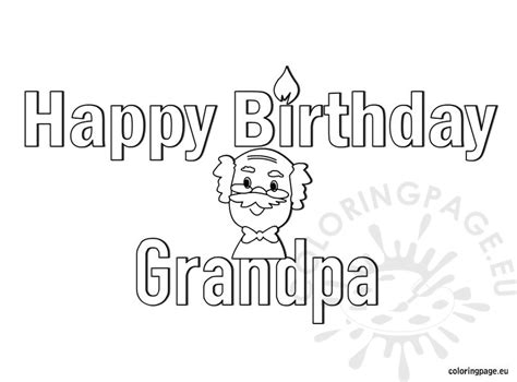 happy birthday papa coloring pages memes