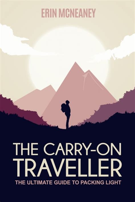carry this book the carry on traveller book never ending voyage