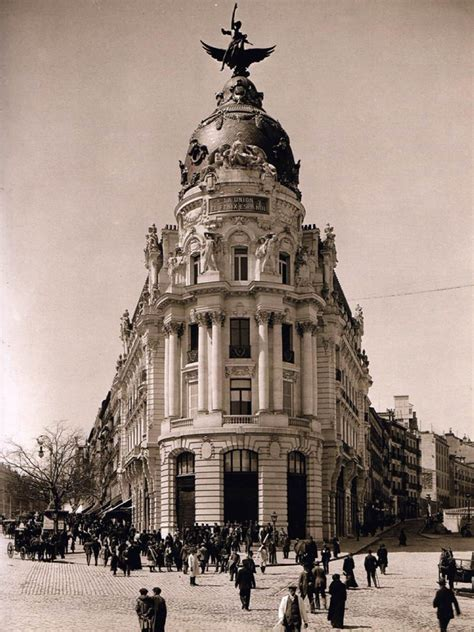 Imagenes Vintage Madrid | vintage spain what the country looked like before war