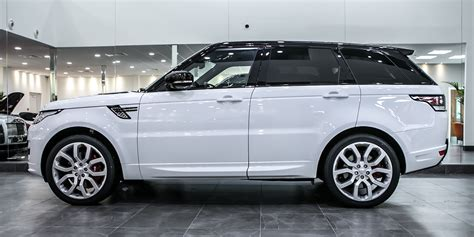 land rover white 2014 land rover sport autobiography 2014 gve luxury vehicles
