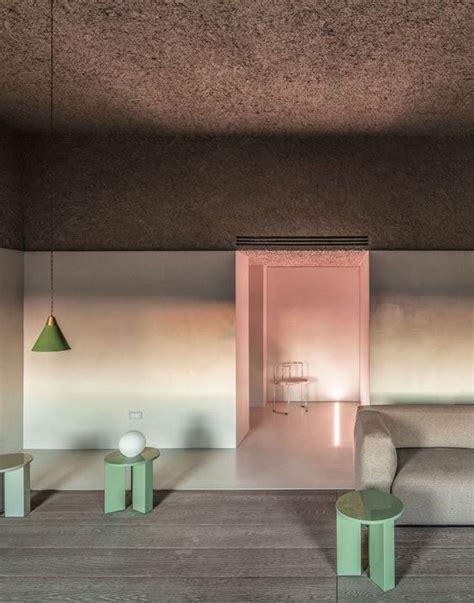 Design Roma Inspiration | antonino cardillo house of dust in rome italy