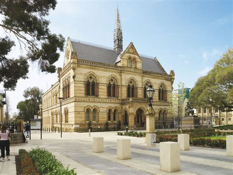 Of Adelaide Mba by About The Of Adelaide
