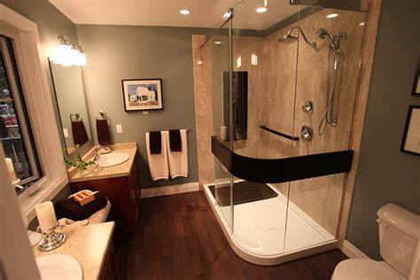 Hardwood Floors In Bathroom Should You Install Hardwood Flooring In The Kitchen Or Bathroom Eieihome