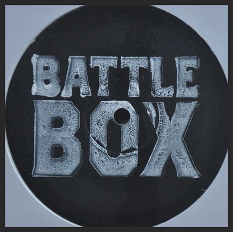 Faced Battle Box by Discography Battle Box Massiveattack Ie