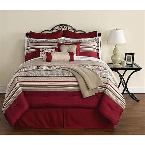 bennett place comforter set 16 piece comforter set striped bedrooms decor