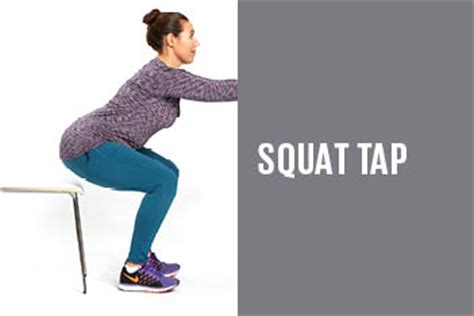 squats after c section exercise after c section squat tap with chair video
