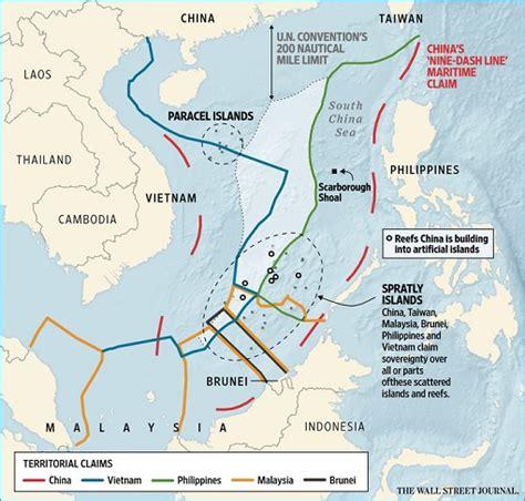 tribunal no basis to china s south china sea claim but