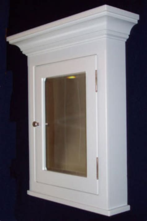 Narrow Medicine Cabinet Surface Mount by Narrow Sized Bathroom Medicine Cabinets With Crown Molding