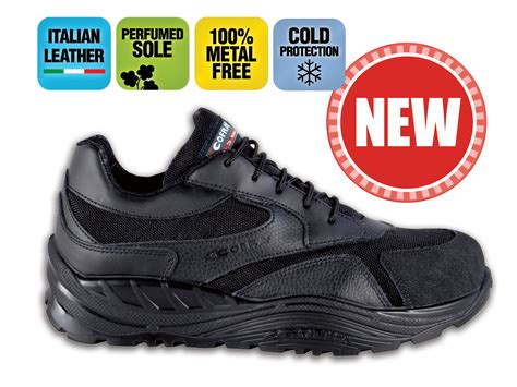 comfortable safety trainers all safety cofra amortize extra comfort black safety