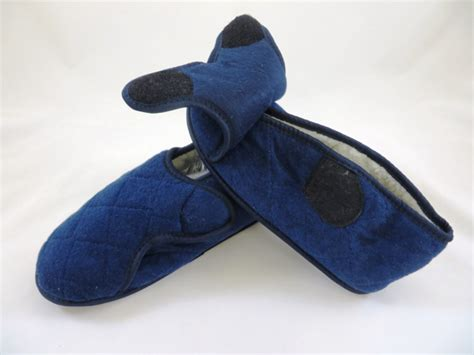 slippers for seniors velcro slippers