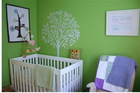 decoracion de habitacion de bebe en color verde cuartos de beb 233 en color verde ideas para decorar